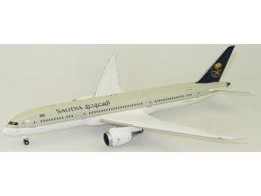 JC Wings - Boeing  B 787-9, dopravce Saudi Arabian Airlines, Saudská Arábie, 1/200