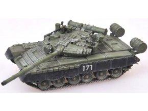 0003593 russia army t 80bv main battle tank first chechnya war