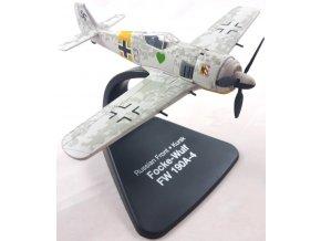 Atlas Models - Focke Wulf Fw-190A, Luftwaffe, východní fronta, Kursk, 1/72