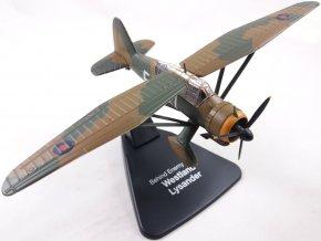 """Atlas Models - Westland Lysander Mk.I, RAF, """"Za nepřátelskou linií"""", 1/72"""