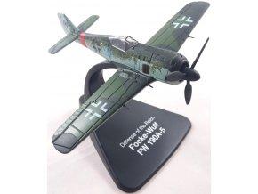 "Atlas Models - Focke Wulf Fw-190A-5, Luftwaffe, ""obrana Říše"", 1/72"