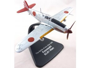 "Atlas Models - Kawasaki Ki-61 Hien ""Tony"", japonské letectvo, Bitva o Iwodžimu, 1945, 1/72"