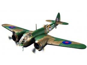 Corgi - Bristol Blenheim Mk.I, 62.Sqn RAF, Penang, 1941, 1/72