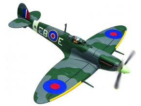Corgi - Supermarine Spitfire Mk Vb, RAF, Bram Van Der Stok, 1/72