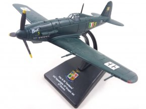 Altaya - Fiat G.55 Centauro, italské letectvo, 1/100