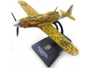 Altaya - Macchi MC.202 Folgore, italské letectvo, 1/100