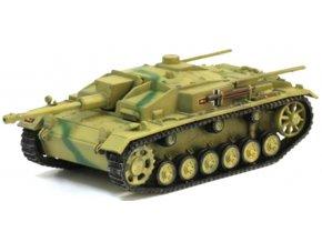 Dragon Armor - Sd.Kfz.142 Sturmgeschütz III - StuG III. Ausf.F, StuG.Abt.191, východní fronta, 1942, 1/72