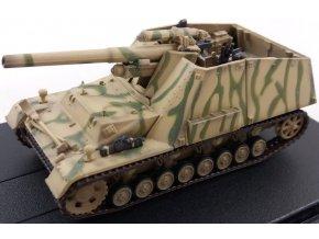 Panzerkampf - Sd.Kfz.165 Hummel, německá armáda, 1945, 1/72
