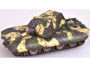 0004305 germany wwii e 100 heavy tank with krupp turret light and shadow color 1946