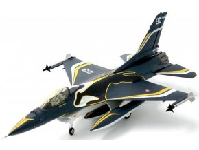 JC Wings - General Dynamics F-16A Fighting Falcon, italské letectvo, 23 Gruppo, 90 Year Anniversary, 2008, 1/72