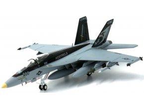 JC Wings - F/A-18E Super Hornet, US Navy, USS George Washington (CVN-73), VFA-137 Kestrels, 2015, 1/72
