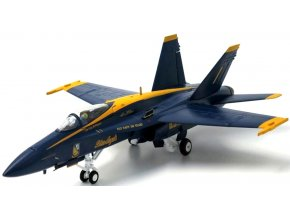 JC Wings - McDonnell Douglas F/A-18 Hornet, US Navy, Blue Angels, 100 Years of Naval Aviation, 2011, 1/72