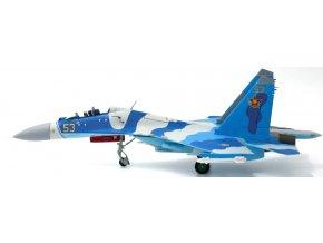 JC Wings - Suchoj Su-27 Flanker-C, kazachstánské letectvo, 604th Air Base, 2010, 1/72