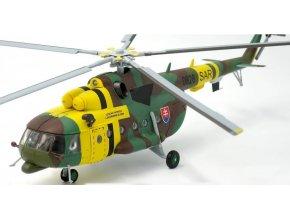 JC Wings - Mil Mi-17 Hip, slovenské letectvo, letecká pátracia a záchranná služba SAR, 1st Training and SAR Squadron, 2014, 1/72
