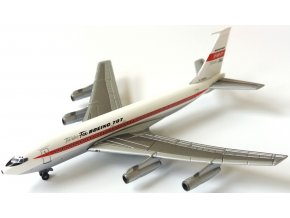 Dragon - Boeing B707-138, dopravce Boeing, Turbo Fan, USA, 1/400