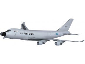 boeing 747 al 1 airborne laser test bed diecast model aircraft dragon 56346 03 b