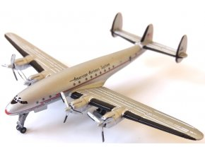 Dragon - Lockheed L-049 Constellation - diorama, přepravce American Airlines, USA, 1/400