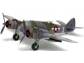 Solido / Warmaster - Bristol Beaufighter Mk.VI, USAF, Korsika, 1944, 1/72