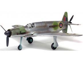 Solido / Warmaster - Dornier Do-355A-1 Pfeil, RAF, Německo, 1945, 1/72