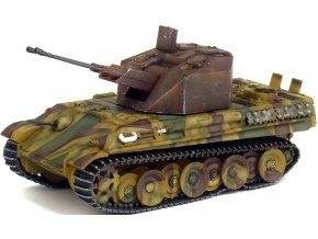 "Solido / Warmaster - Sd.Kfz.171 Flakpanzer V ""Coelian"", Německo, 1943, 1/72"