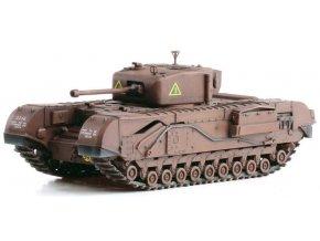Dragon Armor - Churchill Mk.IV, britská armáda, Tunis, 1943, 1/72
