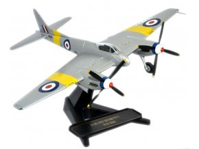 Oxford - de Havilland Hornet, RAF Far East Training Sqn, 1955, 1/72