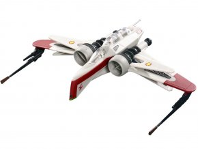Revell - Star Wars - ARC-170 Starfighter, EasyKit Pocket SW 06722