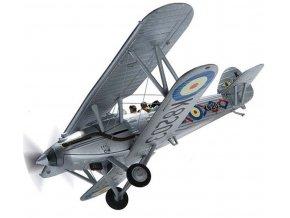 Corgi - Hawker Demon, G-BTVE, K8203, Old Warden, 2013, 1/72