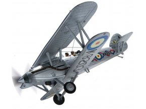 Corgi - Hawker Demon, G-BTVE, K8203, Old Warden, 2013, 1/72