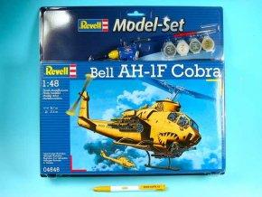 Revell - Bell AH-1F Cobra, 1/48, ModelSet 64646