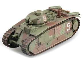 Easy Model - Char B1, 2nd Company, červen 1940, 1/72