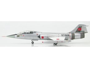 HobbyMaster - Lockheed TF-104G Starfighter, turecké letectvo, 1/72