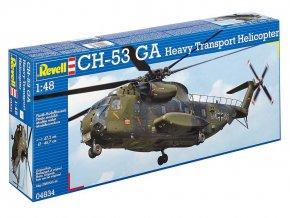 Revell - Sikorsky CH-53GA, 1/48, ModelKit 04834