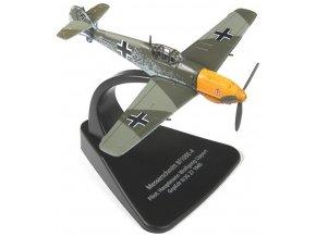 Oxford - Messerschmitt Bf-109E-4, II./JG 27, Wolfgang Lippert, Bitva o Británii, 1/72