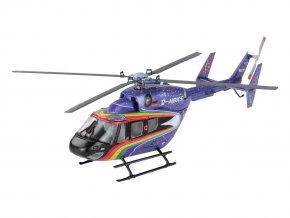 """Revell - Eurocopter BK 117 """"Space Design"""", 1/72, ModelSet vrtulník 64833"""
