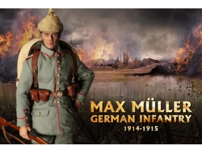 DID - WWI, ''Max Müller'', German Infantry 1914-1915, 1/6