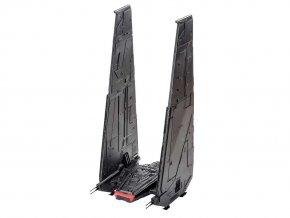 Revell - Star Wars - Kylo Ren's Command Shuttle, EasyKit SW 06695