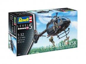 Revell - Airbus H145M, 1/32, Plastic ModelKit 04948