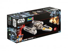 Revell - Star Wars - Y-Wing Fighter, 1/72, EasyKit SW 06699