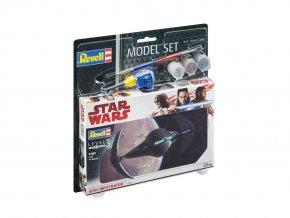 Revell - Star wars -  Sith Infiltrator, 1/257, ModelSet SW 63612