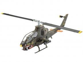 Revell - Bell AH-1G Cobra, 1/72, ModelKit 04956