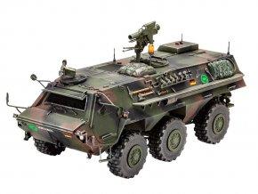 Revell - TPz 1 Fuchs, Plastic ModelKit military 03256, 1/35