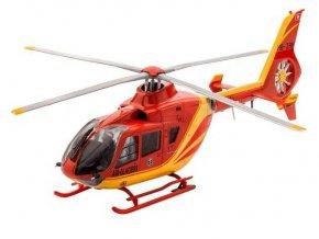 Revell - Eurocopter EC 135, Air Glaciers, 1/72, ModelSet 64986