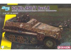 Dragon - Sd.Kfz.250/7, Wehrmacht, Model Kit tank 6858, 1/35