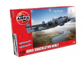 Airfix - Avro Shackleton AEW.2, Classic Kit letadlo A11005, 1/72