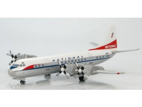 Hobbymaster - Lockheed L-188 Electra, National Airlines, N5001K, 1959, 1/200