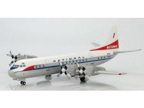 Hobbymaster - Lockheed L-188 Electra, National Airlines, N5001K, 1959, 1/200