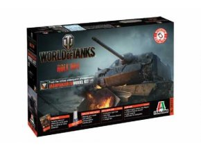 Italeri - Sd.Kfz.162 Jagdpanzer IV, Model Kit World of Tanks 36510, 1/35