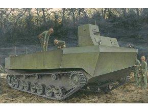"Dragon - lehký tank Type 4 ""Ka-Tsu"", obojživelný tank, Model Kit military 6839, 1/35"