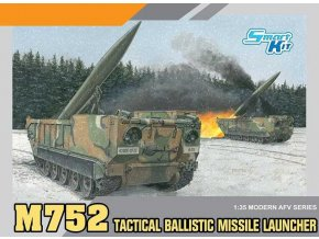 Dragon - M752 taktický balistický systém, Model Kit military 3576, 1/35